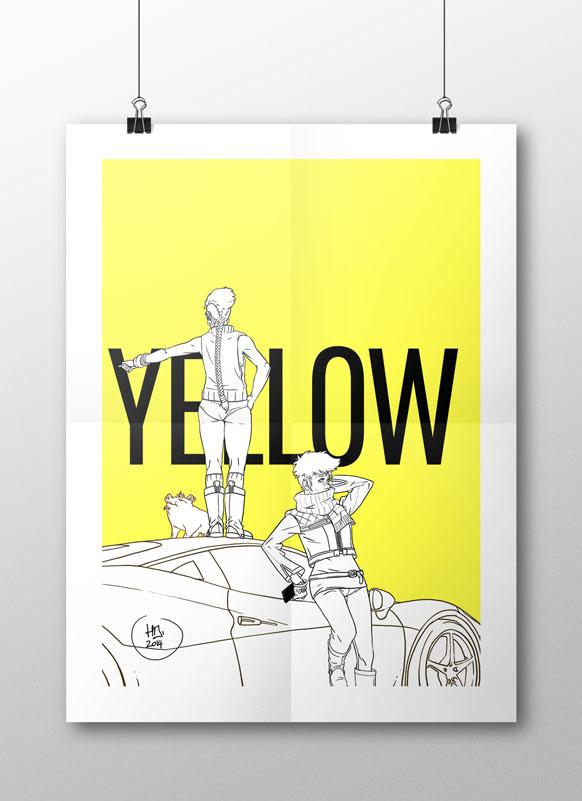 HO_Poster_illusYELLOW