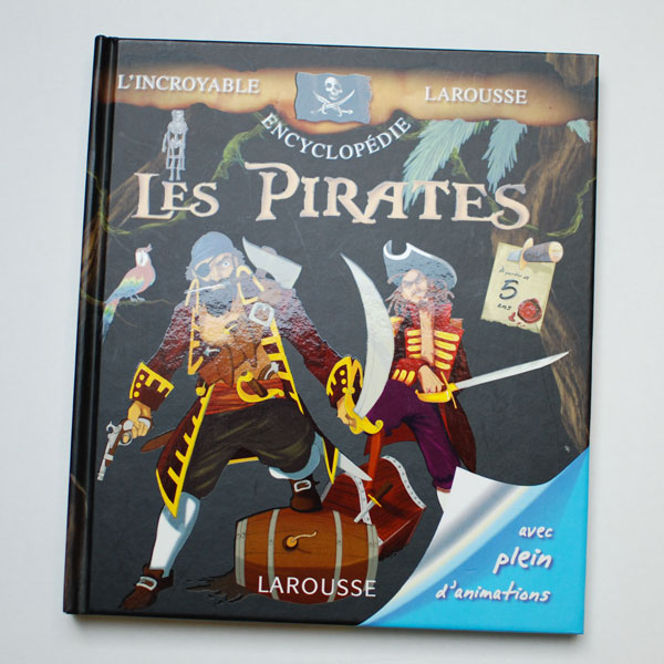 L'encyclopédie des Pirates