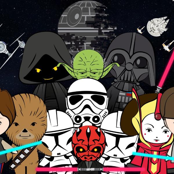 En 10 minutes, Star Wars tu comprendras
